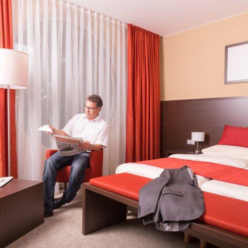 Erholen im ARIBO Hotel in Erbendorf